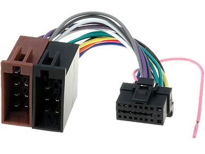 ISO Adapter Kabel für Alpine CDE-9871R CDE-9872R CDE-9873RB CDE-9874R CDE-9874RR