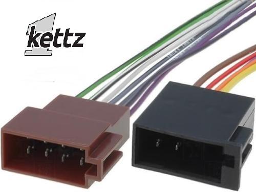 Iso konektor ženski Kettz ISO-UNI.2 Velteh