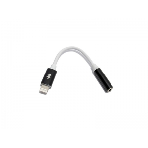 Adapter Iphone 7 na 3.5mm BT crni